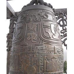 恒天铜雕、铜钟、大型铜钟厂家图片