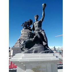 陕西人物雕塑、恒天铜雕、铸铜人物雕塑图片