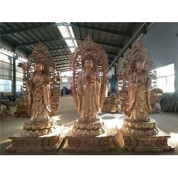 大型纯铜佛像,铜佛像,恒天铜雕(多图)图片