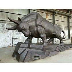 校园动物雕塑_江西动物雕塑_恒天铜雕图片
