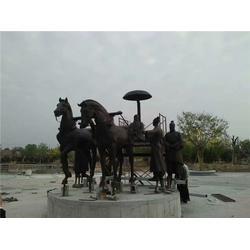 恒天铜雕商家(多图)|订做西方人物雕塑图片