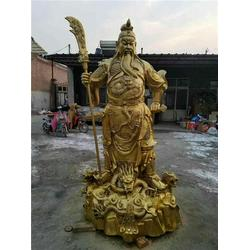铸铜关公_恒天铜雕(在线咨询)_大型铸铜关公图片