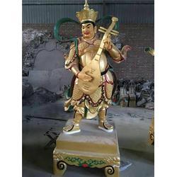 四大天王铜像厂家|安徽四大天王铜像|恒天铜雕厂家图片