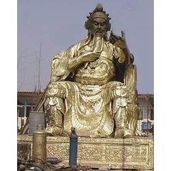 恒天铜雕铸造(多图)、北京东方三圣铜像报价图片