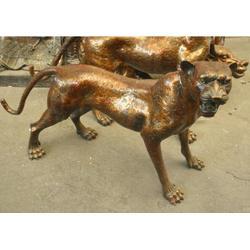 抽象动物雕塑 新疆动物雕塑 恒天铜雕(多图)图片