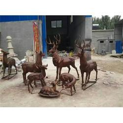 北京动物雕塑_恒天铜雕_动物雕塑盘龙图片