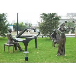 大型人物雕塑厂家、恒天铜雕图片