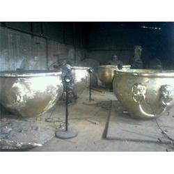 铜大缸铸造_铜大缸_大型铜雕厂(查看)图片