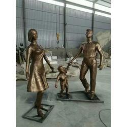 设计定制广场城市雕塑厂家|恒天铜雕厂家
