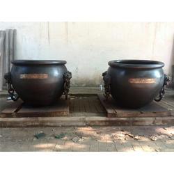 铜大缸厂家、湖南铜大缸、恒天铜雕图片