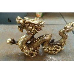 恒天铜雕|青海铜龙雕塑|哪里做铜龙雕塑图片