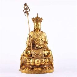 恒天铜雕(多图)、铜地藏王菩萨像定做图片