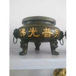 四川大型铜香炉图片