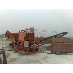 搅拌站洗石机 洗石机 青州百斯特机械(多图)图片