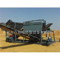 青州百斯特机械|筛砂机|滚筒式筛砂机图片