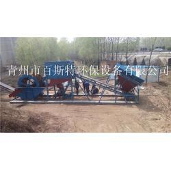 螺旋洗沙机,洗沙机,青州百斯特环保机械(查看)图片