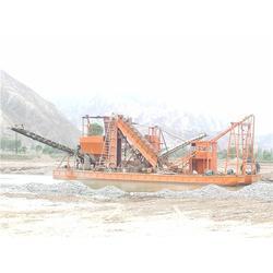 青州百斯特机械_挖沙船_挖沙船制造图片