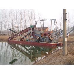 挖沙设备_靠岸式小型挖沙设备_青州百斯特机械图片