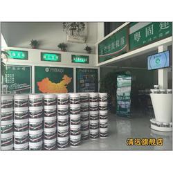 粤固(图),防水材料可以贴地砖吗,兰溪防水材料价格