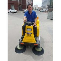 潍坊天洁机械(图)、公园用电动扫地车、扫地车图片