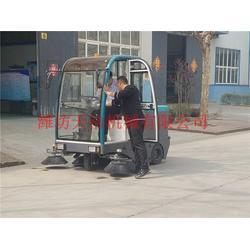 驾驶式扫地机、天洁机械(在线咨询)、电动驾驶式扫地机图片