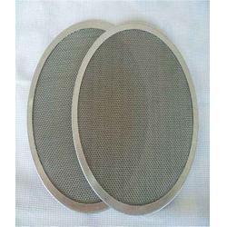 铝包边过滤网片|过滤网片|瑞烨丝网(多图)图片