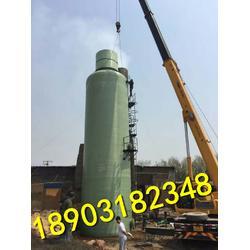洗涤式脱硫除尘器厂家结构简单制造及维修方便图片
