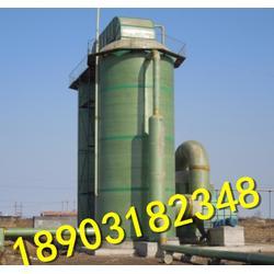 环保砖厂窑炉玻璃钢脱硫塔锅炉湿式脱硫除尘器砖废气处理设备图片