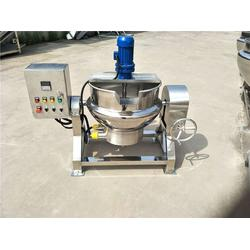 燃气夹层制造-安徽燃气夹层锅-诸城纳康食品机械图片