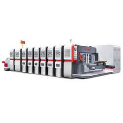全自動紙箱水墨印刷機哪里好-久鋒紙箱機械效率高批發