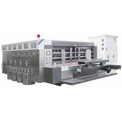 高速瓦楞纸箱机械生产商,久锋纸箱机械,阳江瓦楞纸箱机械图片