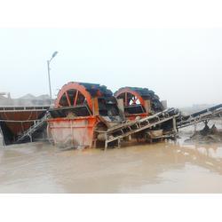 正航环保_轮式洗砂机厂家图片