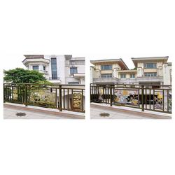 茂名安全护栏、华雅铝艺物美价廉(在线咨询)、安全护栏定制图片