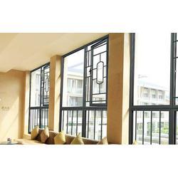东莞室外窗花、室外窗花定制、华雅铝艺耐用图片