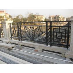 别墅围栏生产,清远别墅围栏,华雅铝艺高品质服务(多图)图片