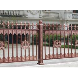 东莞住宅围栏,住宅围栏设计,华雅铝艺度身定制