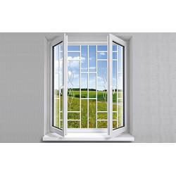 室外窗花代理、珠海室外窗花、华雅铝艺认证商家图片