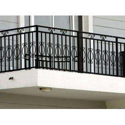 汕头室内护栏,华雅铝艺好货源,室内护栏代理图片