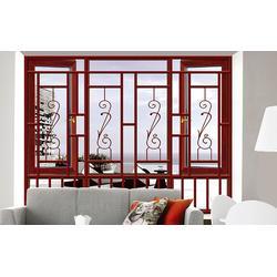 华雅铝艺大量现货,梅州室外窗花,室外窗花定制图片