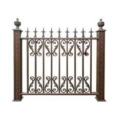 梅州别墅围栏,华雅铝艺金牌商家(在线咨询),别墅围栏厂家图片