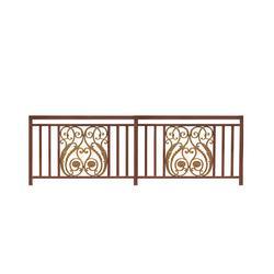 阳台护栏生产,佛山阳台护栏,华雅铝艺原料正规(图)