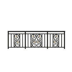 华雅铝艺原料正规(图),阳台护栏定制,茂名阳台护栏图片