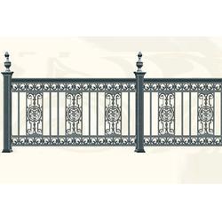 天台护栏厂家|湛江天台护栏|华雅铝艺好货源(图)图片