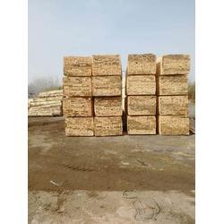 日照市福日木材加工厂 铁杉建筑方木 铁杉建筑方木供应图片