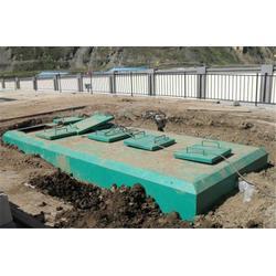 【创博环保】、生活污水处理设备、济源生活污水处理设备图片