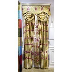喜相帘成品窗帘,窗帘品牌,呼和浩特窗帘图片