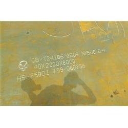 耐磨钢板现货厂家直销-天津中群钢铁图片