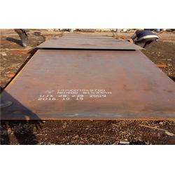 天津中群钢铁耐磨板(查看)、阿拉善盟mn13钢板厂家直销图片