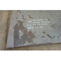 老边区mn13耐磨钢板、天津中群钢铁图片