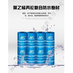 西青区丙纶防水卷材-华美防水-500克丙纶防水卷材图片